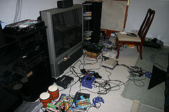 Game Equipment used for Playing Japanese Video Games
