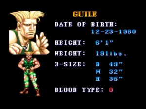 Guile Profile