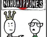Nihomophones: Same But Different