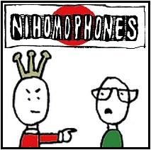 Nihomophones: Same But Different