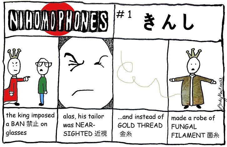 Nihomophones - 1