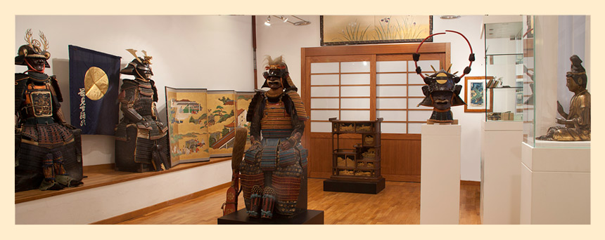 Japanese Samurai Armor And Art 2