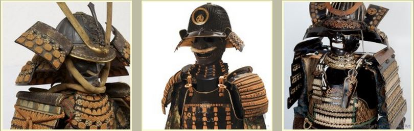 Japanese Samurai Armor And Art 3