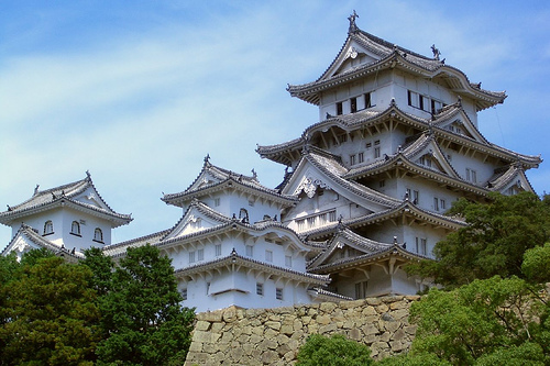 Light Up Your Own Japanese Castle 1
