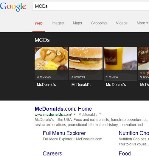 What are MCDs 4