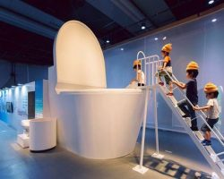 How Japan Teaches Children Not To Fear Toilets