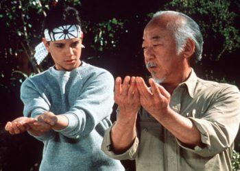 The Mr. Miyagi Method to Mastering Japanese