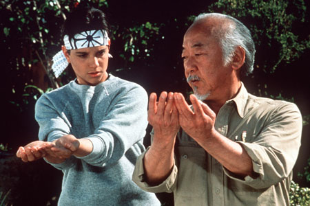 The Mr. Miyagi Method to Mastering Japanese