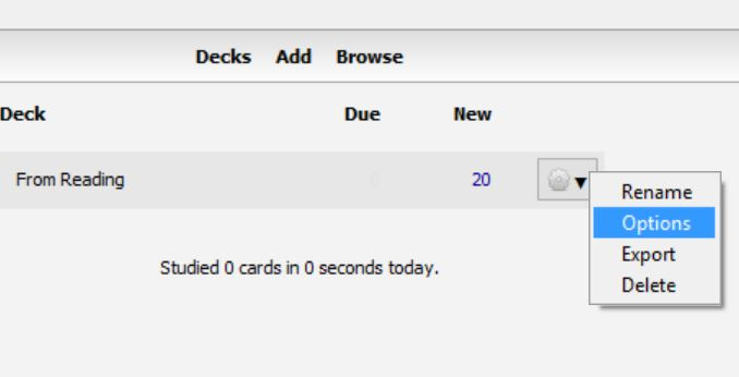 5 Ways to Order Your Anki Flashcards 1