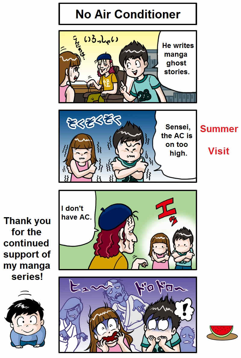 Air Conditioner - English