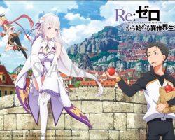 Anime Quiz: ゼロから始める異世界生活
