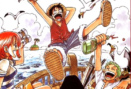 Manga Quiz: One Piece