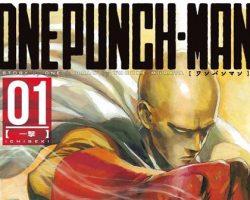 Manga Quiz: One Punch Man