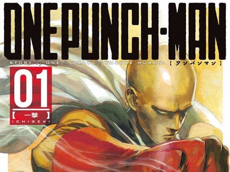Manga Quiz: One Punch Man
