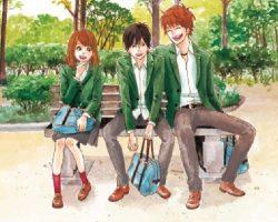 Manga Quiz: Orange