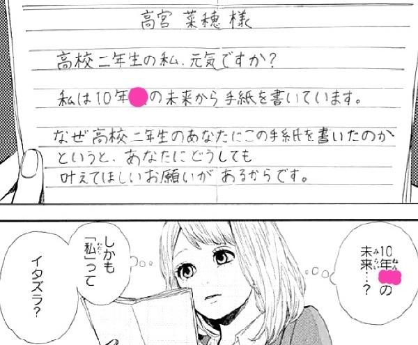 Manga Quiz - Orange 1d