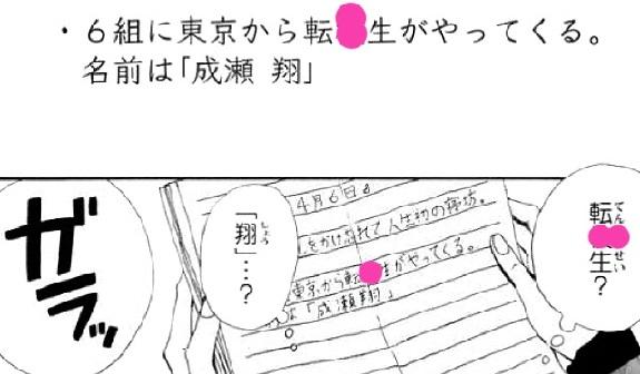 Manga Quiz - Orange 1f
