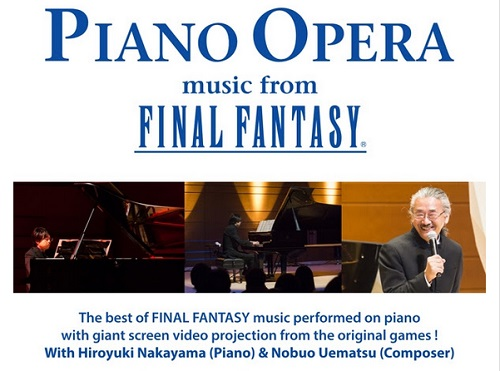 Final Fantasy Piano Concert Interpreter