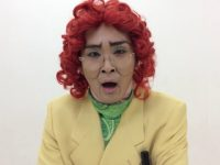 Creating Comedy from the 80-Year-Old Voice Actress of Goku