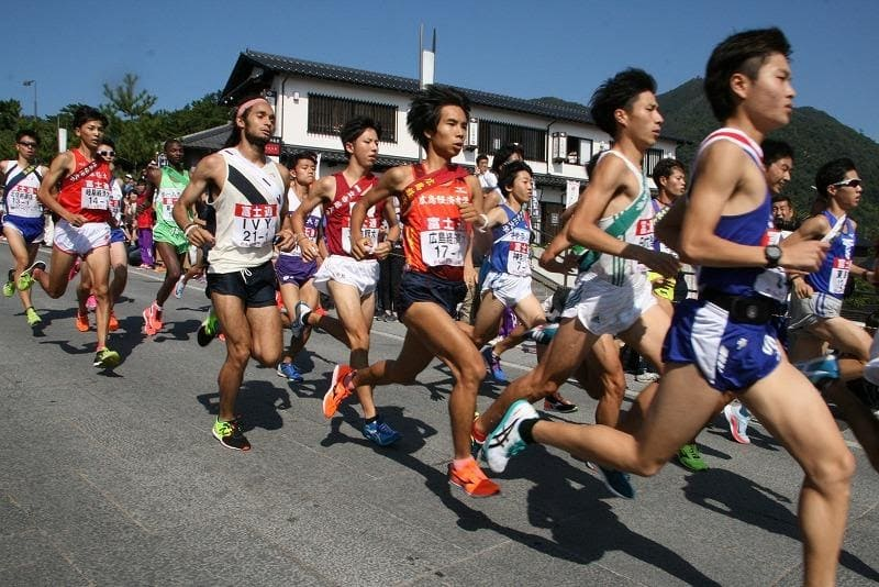 Race to Fluency: Learning Japanese as a Professional Runner.